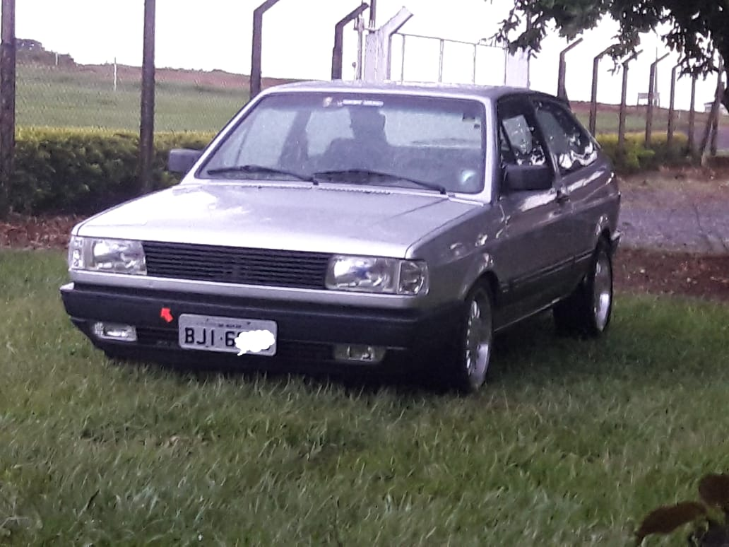 Gol GL 1.9 Turbo