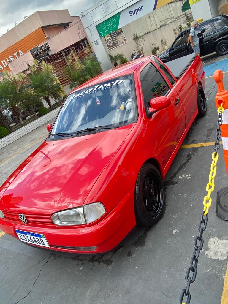 Saveiro CL Turbo