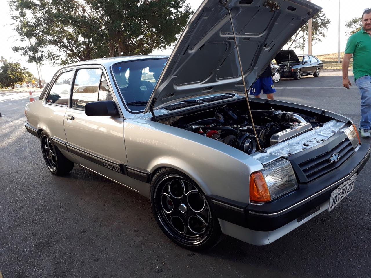 GM Chevette 1.7 Turbo